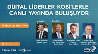 Dijital Liderler KOBİ'lerin Yeni Dönemine Rehberlik Ediyor!