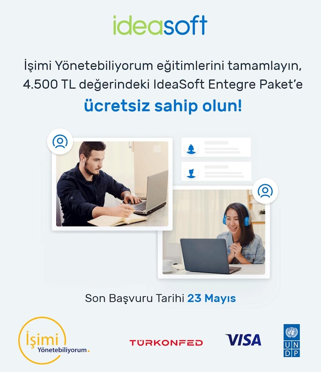 Dijitalleşmek İsteyen Girişimci ve KOBİ'lere Büyük Bayram Hediyesi!