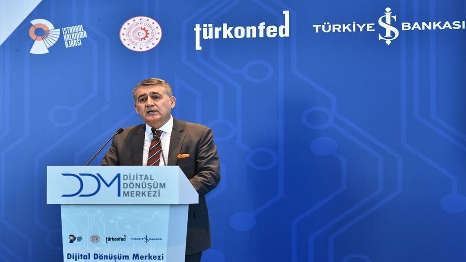 26 Şubat 2019 / TÜRKONFED Başkanı Orhan Turan Dijital Dönüşüm Merkezi Konuşma Metni