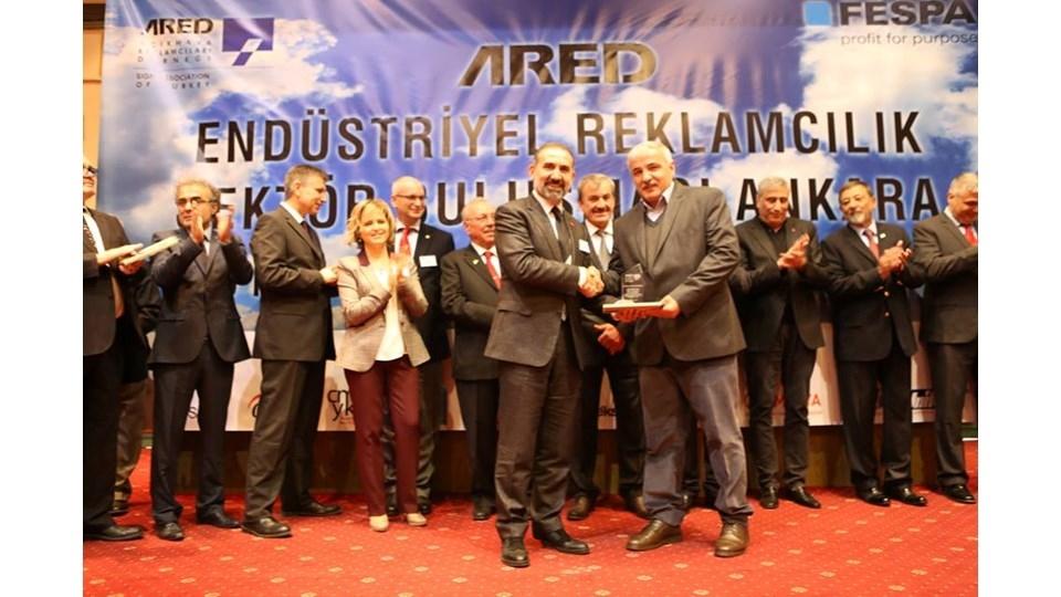 ARED Endüstriyel Reklamcılık Sektör Buluşması Ankara'da Gerçekleşti