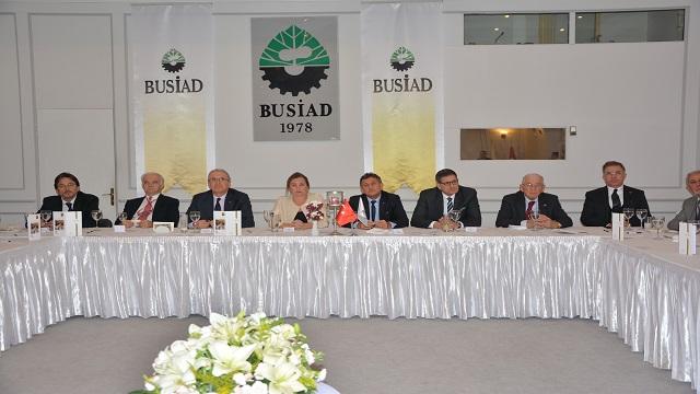 BUSİAD Yüksek Danışma Kurulu Toplantısı