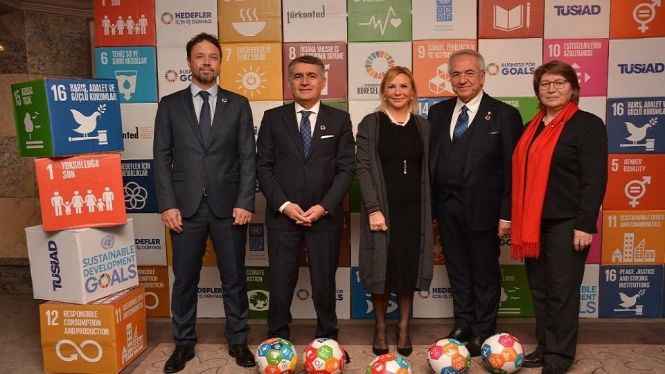 Turkish Business Community Mobilises for Sustainable Development
