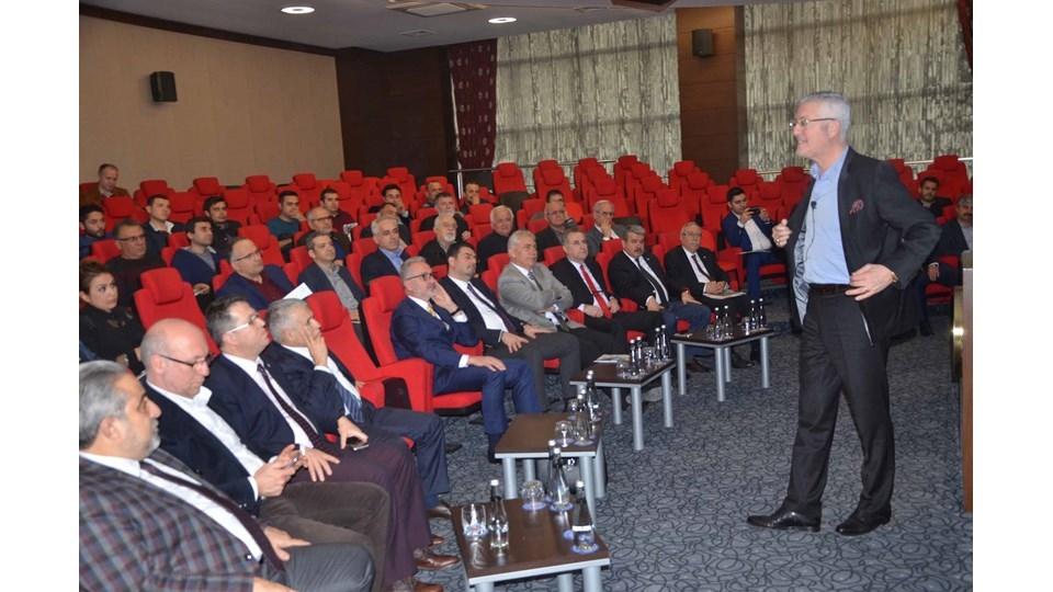 DASİFED'den Endüstri 4.0 Etkinliği