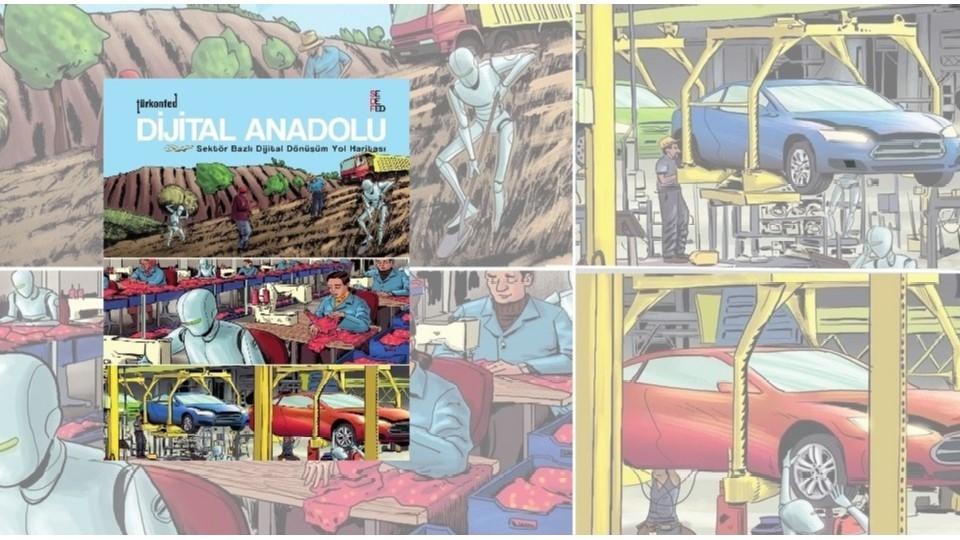 Digital Anatolia Sectoral Transformation Report Published