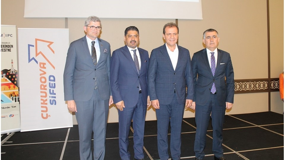 """""""Local Government Empowerment"""" Report Launched in Adana"""