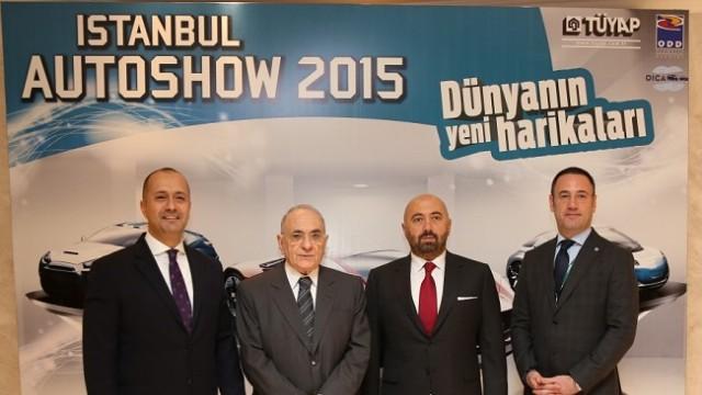 """ODD: """"Dünyanın Harikaları"""" İstanbul Autoshow 2015'te bir araya gelecek"""