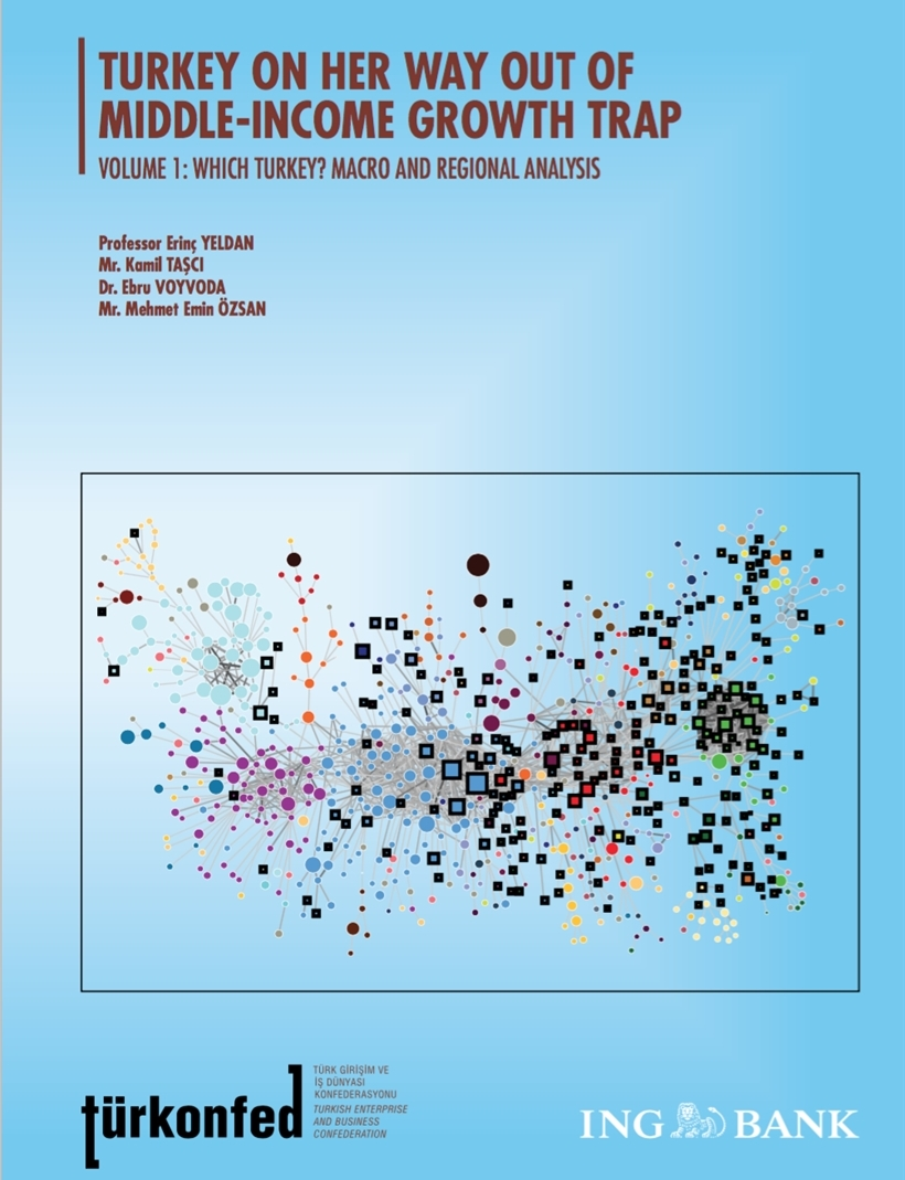 Turkey on Her Way Out of Middle Income Trap: Vol.1 - Which Turkey? Macro and Regional Analyses