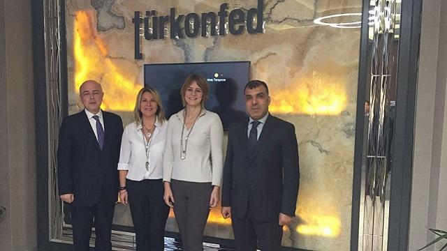 Türkiye Kadın Girişimciler Derneği (KAGİDER) SEDEFED'e Üye Oldu