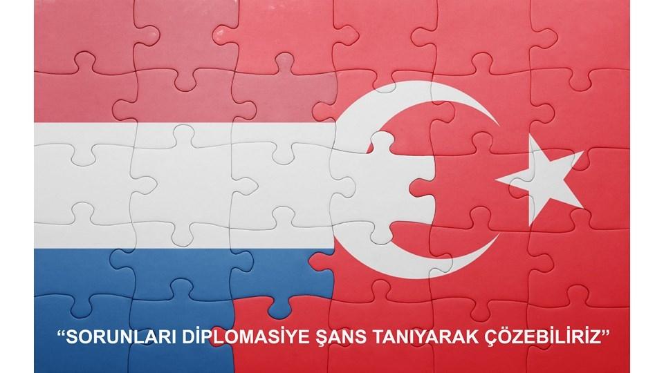 TÜRKONFED Sorunları Diplomasiye Şans Tanıyarak Çözebiliriz