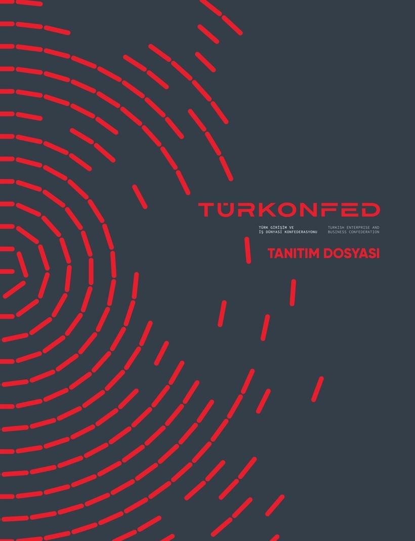 TÜRKONFED Tanıtım Dosyası 2019