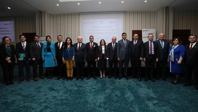 TÜRKONFED & TİM işbirliğiyle, Gaziantep'in 2023 yol haritası belirlendi