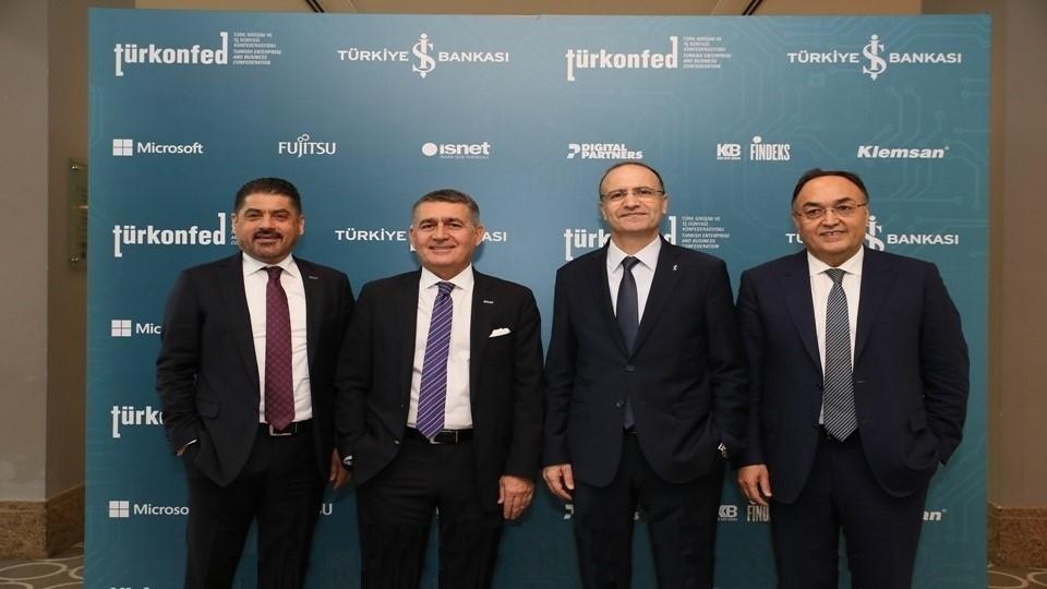 TURKONFED &Türkiye Iş Bankası's Digital Anatolia Project's Last 2018 Meeting Held in Adana