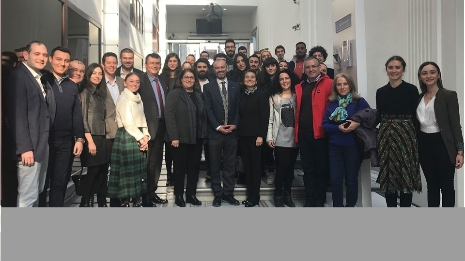 TURKONFED Combats Youth Unemployment with 40.000 Member Corporations