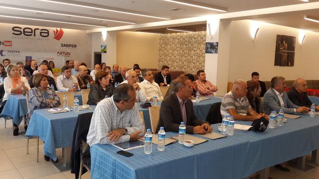 Üniversite – İş Dünyası İşbirliği Platformu Akyurt'da toplandı