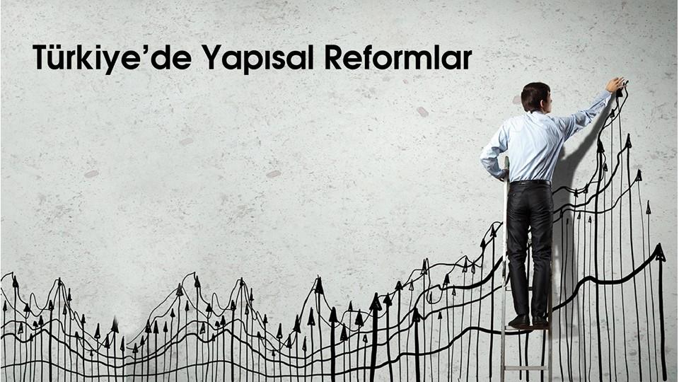 Yapısal Reform Çalışmaları - Aralık 2018