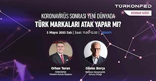 Koronavirüs Sonrası Yeni Dünyada Türk Markaları Atak Yapar mı?