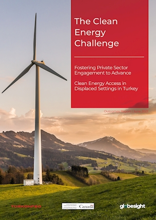 The Clean Energy Challenge - Fostering Private Sector Engagement to Advance Outcomes Report