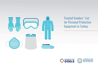 Trusted Vendors List for Personal Protective Equipment in Turkey