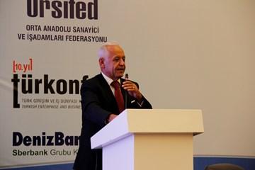 TÜRKONFED-Denizbank Anadolu Marka Gücü Toplantıları Kayseri