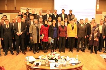 BORGİP Elazığ Toplantısı 8 Şubat 2018 / Elazığ