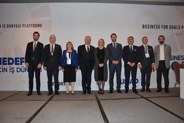 Hedefler İçin İş Dünyası Platformu Tanıtım Toplantısı - 11 Ocak 2019 / İstanbul