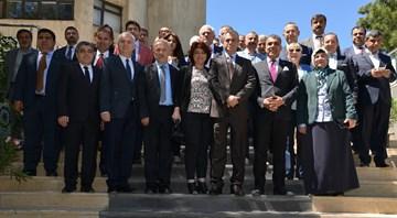 TÜRKONFED Diyarbakır Genişletilmiş Yönetim Kurulu Toplantısı