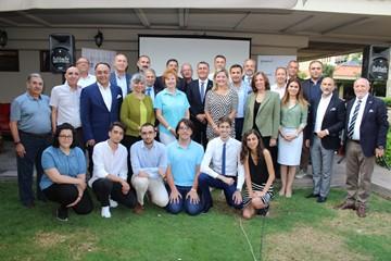 TÜRKONFED Gelecek için STEM 'Anadolu' Projesi Kapanış Etkinliği  19 Temmuz 2018 / İstanbul