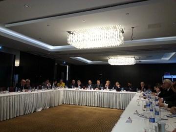 TÜRKONFED Genişletilmiş Yönetim Kurulu Toplantısı Fotoğrafları 16.12.2015