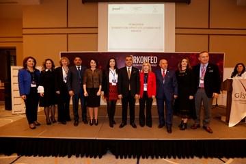 TÜRKONFED İDK - GİŞKAD Kadının Çok Yönlü Güçlendirilmesi Projesi 25 Ocak 2018 / Mersin