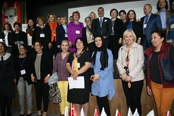 TÜRKONFED İDK Kadının Çok Yönlü Güçlendirilmesi Projesi - Kayseri Toplantısı /  6 Nisan 2017