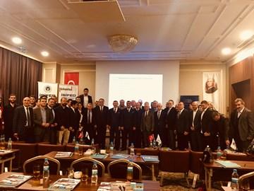 TÜRKONFED - İSİFED Rekabet Endeksi Tanıtım Toplantısı - 14 Aralık 2017 / İstanbul