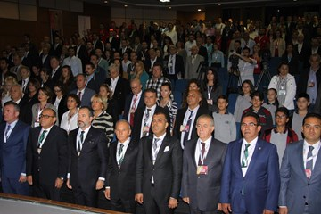 TÜRKONFED-İZSİAD 3. İzmir İSG Zirvesi / 21 Ekim 2016