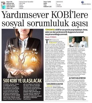 TÜRKONFED KSS Zirvesi / 1-2 Eylül 2016 - İstanbul