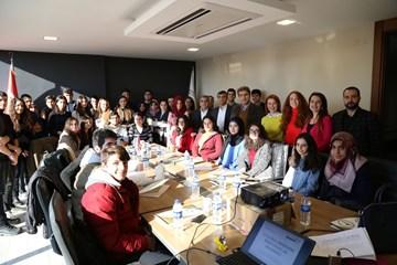 TÜRKONFED STEM Anadolu Diyarbakır Eğitimi  20-21 Ocak 2018 / Diyarbakır