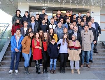 TÜRKONFED STEM Anadolu İzmir Eğitimi 25-26 Ocak 2018 / İzmir