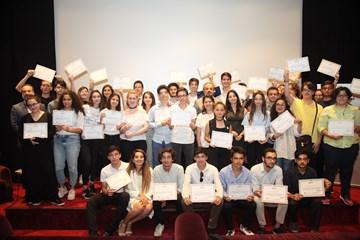 TÜRKONFED STEM ile Yeni Ufuklar Projesi Kapanış Toplantısı / 9 Ağustos 2017