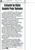 Dijital Anadolu Toplantısı Medya Yansımaları - 5 Aralık 2019 / Eskişehir