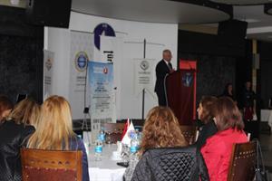 İş Dünyasında Kadın Raporu Değerlendirme Çalıştayı -Samsun