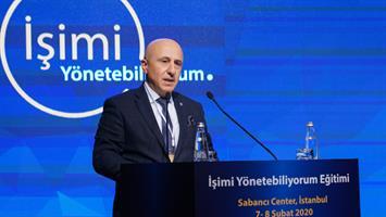 İşimi Yönetebiliyorum Eğitimi - 7-8 Şubat 2020 / İstanbul