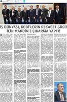 İşimi Yönetebiliyorum Eğitimi Medya Yansımaları 17-18 Ocak 2020 / Mardin