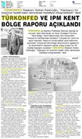 Kent-Bölge: Yerel Kalkınmada Yeni Dinamikler rapor medya yansımaları / 17 Mayıs 2017