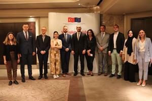 KOBİ'ler için Gümrük Birliği Açılış Toplantısı 22 Ağustos 2019 /İstanbul