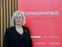 TÜRKONFED 15. Yıl Zirvesi - 24 Kasım 2019 / Eskişehir