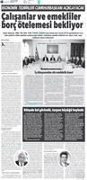TÜRKONFED Coronavirüs Basın Açıklaması - 16 Mart 2020