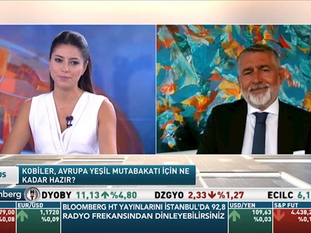 TÜRKONFED Yönetim Kurulu Başkanı Orhan Turan - Bloomberg HT Fokus Programı/ 18 Ağustos 2021