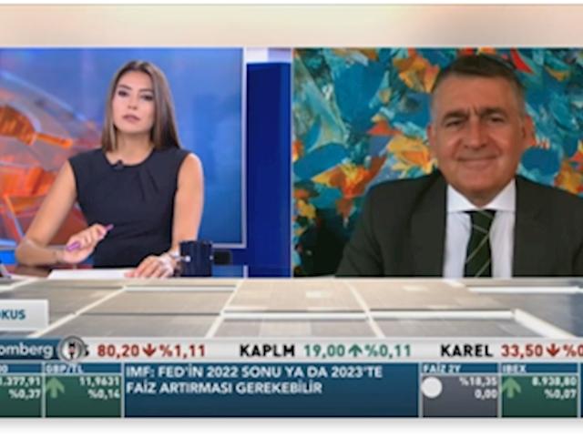 TÜRKONFED Yönetim Kurulu Başkanı Orhan Turan - Bloomberg HT Fokus Programı/ 2 Temmuz 2021