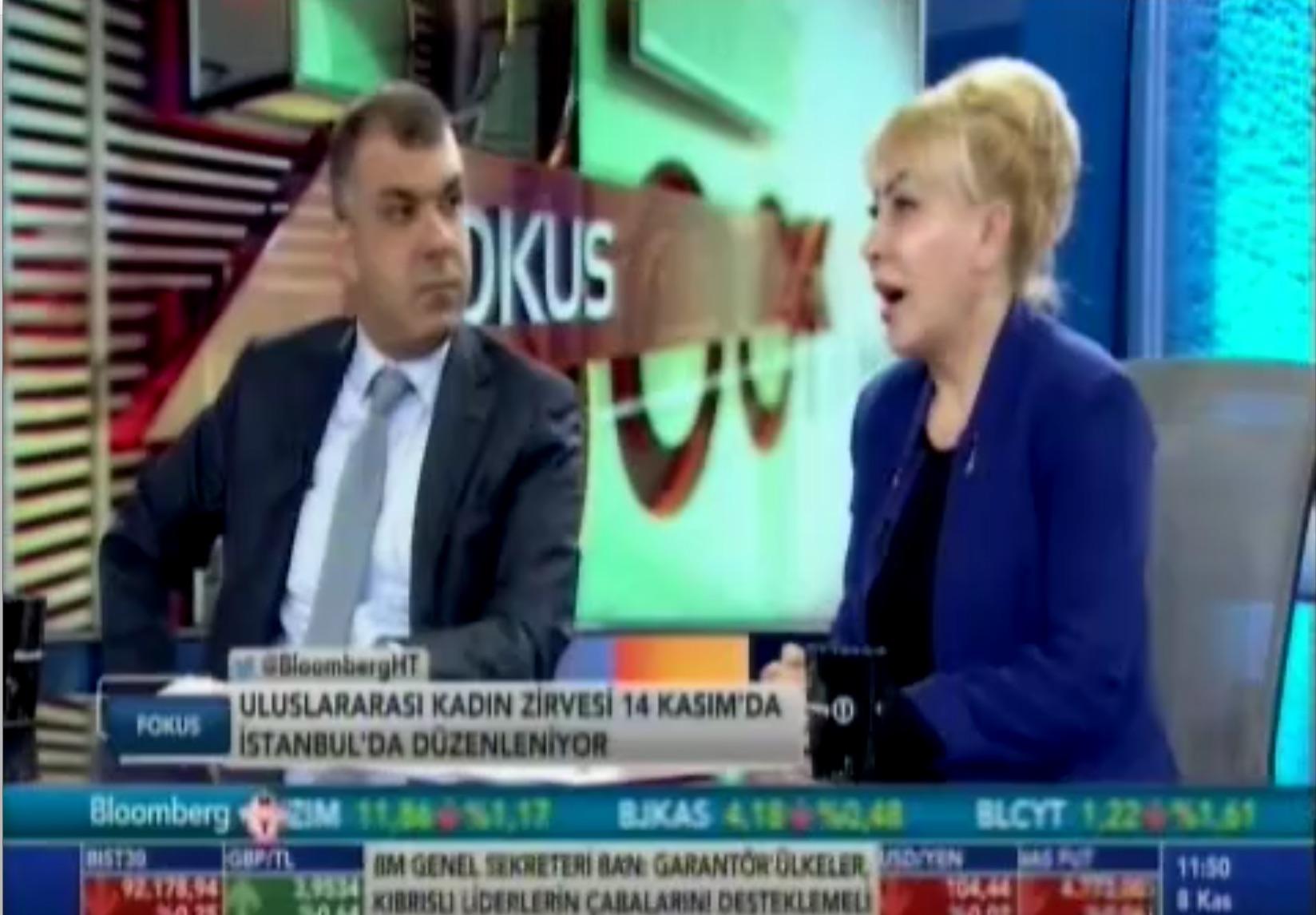 Bloomberg HT - Tarkan Kadooğlu & Yasemin Açık