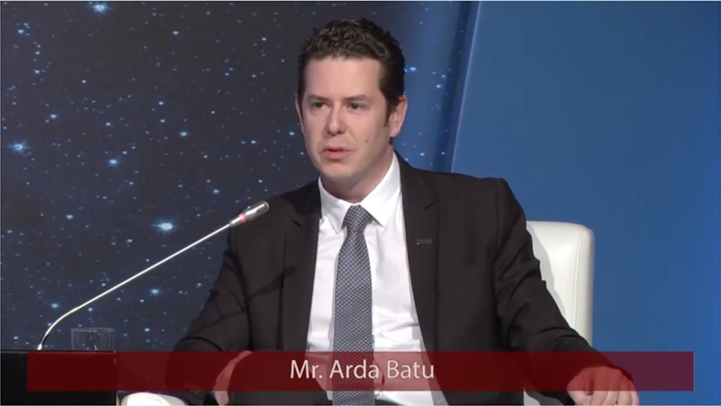 Arda Batu - UNDP Istanbul Development Dialogues Panel
