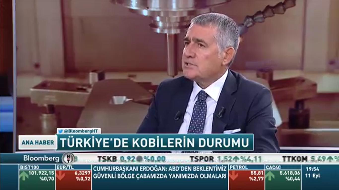 Orhan Turan - 11 Eylül 2019 / Bloomberg HT