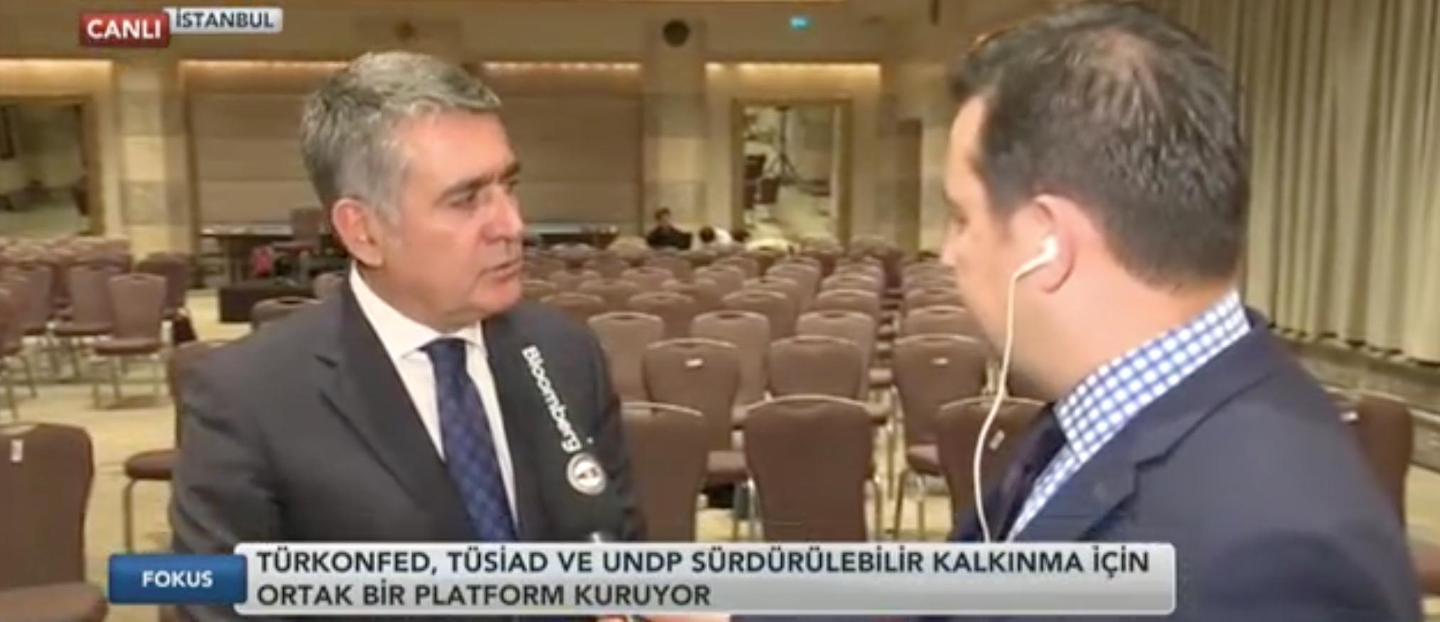 Orhan Turan 11 Ocak 2019 - Bloomberg HT